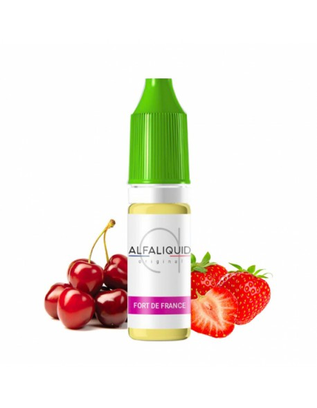 E-liquide Alfaliquid Fort de France 10ml