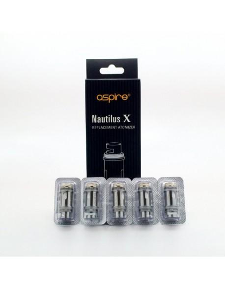 Résistance Nautilus X - Aspire