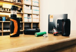REVIEW AEGIS SOLO – GEEK VAPE