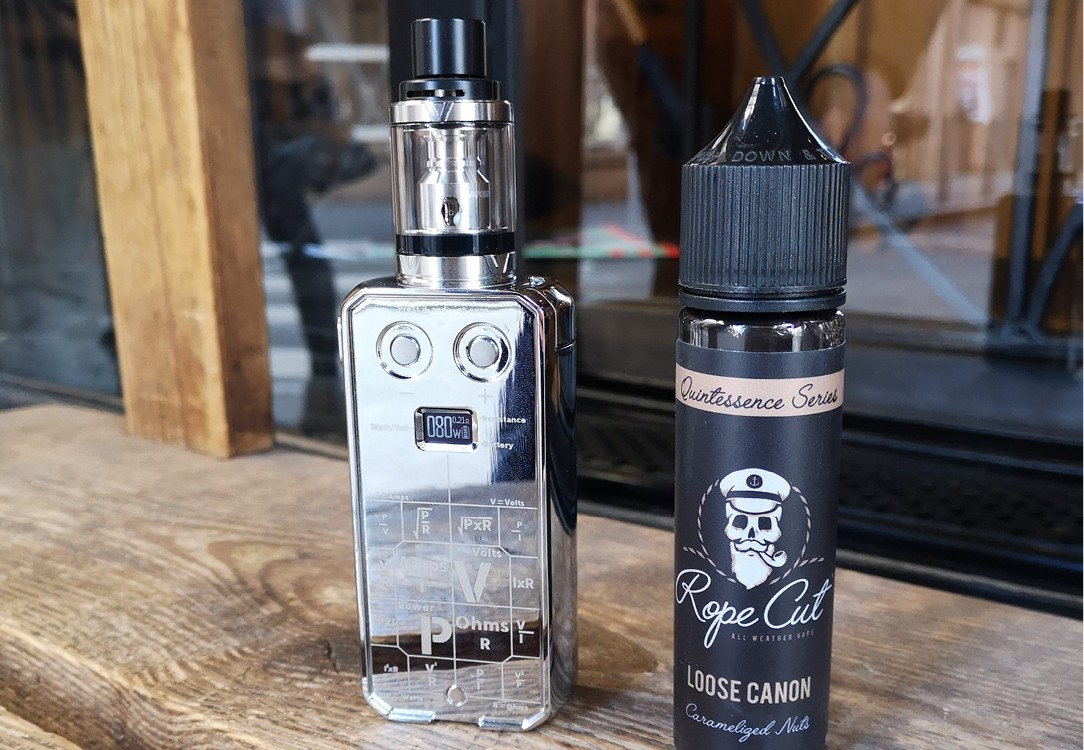 Review de la Box Druga Foxy par AugVape !