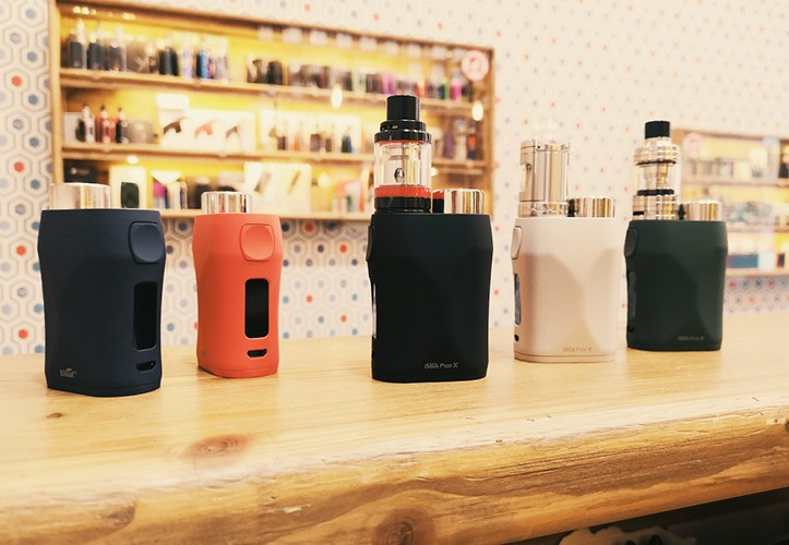 Review iStick Pico X - Eleaf